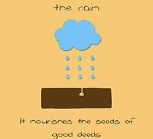 Ramadhan is Like.. the Rain by SpreadSaIam