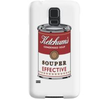 Souper Effective Samsung Galaxy Case/Skin