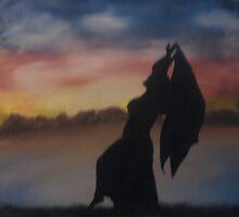 """I Dance""  by Carter L. Shepard by echoesofheaven"