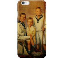 Little Ship Builders iPHONE Case iPhone Case/Skin