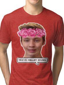 Troye Mellet Sivan Tri-blend T-Shirt