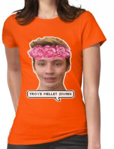 Troye Mellet Sivan Womens Fitted T-Shirt