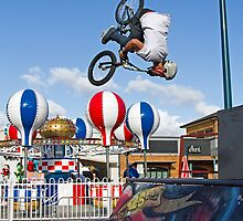 BMX Air by mncphotography