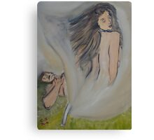 """Creation of Woman""  by Carter L. Shepard Canvas Print"