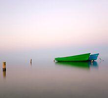 Zen boats by yurybird