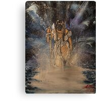"""Warrior Bride""  by Carter L. Shepard Canvas Print"