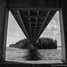 under the bridge by Jari Hudd