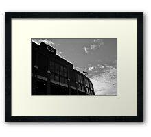 Lambeau Field Framed Print