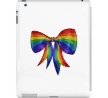 Rainbow Bow! iPad Case/Skin