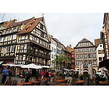 Strasburg - France Photographic Print