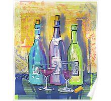 Wine Wine Wine Poster