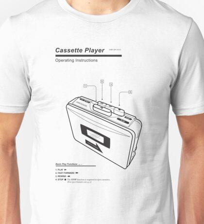 Basic Functions Unisex T-Shirt
