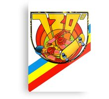 720 - Retro Nintendo Skateboarding Videogame  Metal Print