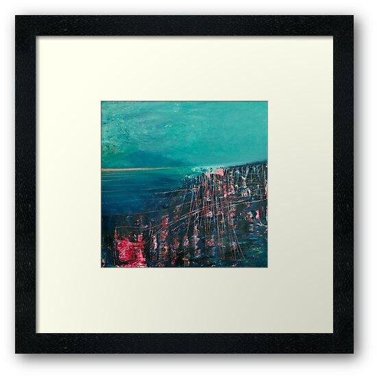 the deep sea by Iris Lehnhardt