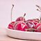 still life with cherries by Iris Lehnhardt