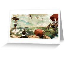 Cloudwalkers Greeting Card
