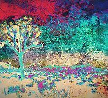 Cosmic Joshua Tree by SianStargazer