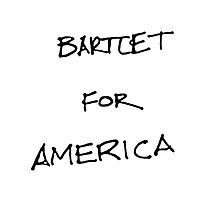 Bartlet For America by melliegrant
