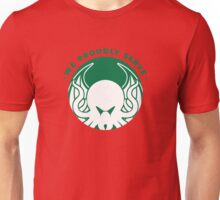 Cthulhu Coffee Unisex T-Shirt