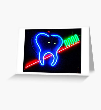 Brush YourTeeth Greeting Card