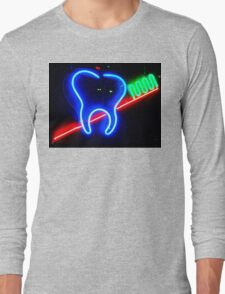 Brush YourTeeth Long Sleeve T-Shirt
