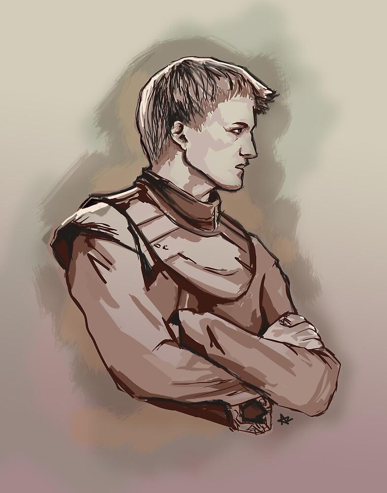 Joffrey Baratheon-Lannister, the One True King by arrogancy