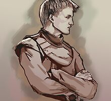 Joffrey Baratheon-Lannister, the One True King by arrogancy