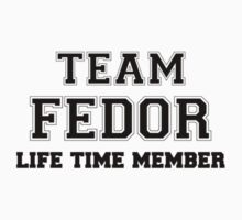 Team FEDOR, life time member by vinamlj