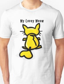 My Lovey Meow T-Shirt