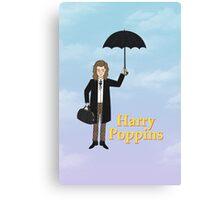 HARRY POPPINS Canvas Print