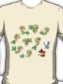Snivy Gang T-Shirt