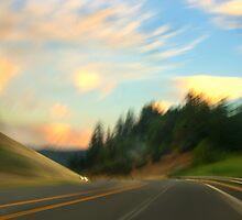 into the open road - II by gabryshak