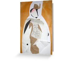Bell Jar Greeting Card
