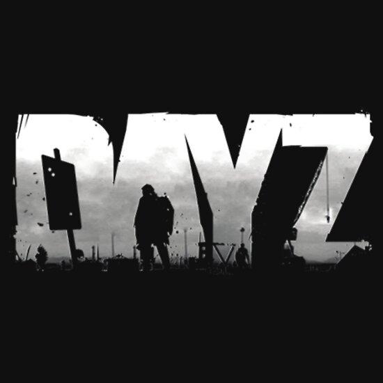 TShirtGifter presents: Day Z - Logo (Fade)
