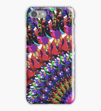 Abstract Digital Art iPhone Case/Skin