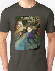 Reichenbach Falls Unisex T-Shirt