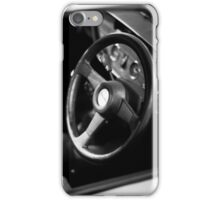 Triumph Spitfire interior iPhone case iPhone Case/Skin