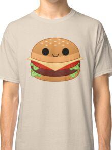 kawaii cheeseburger Classic T-Shirt