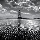 The Lighthouse by Mal Bray