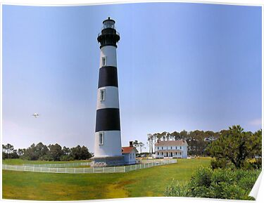 Bodie Island Lighthouse by RickDavis