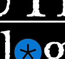 UTB Blogs Logo Sticker