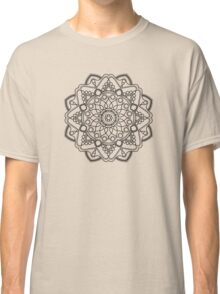 Bubbly Mandala Classic T-Shirt