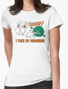 Bowling T-Shirt Womens Fitted T-Shirt