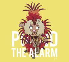 Pound the Alarm One Piece - Short Sleeve