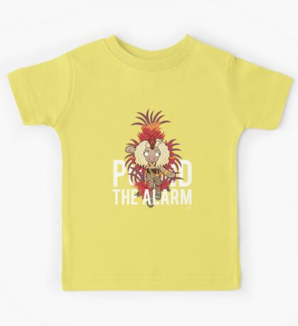 Pound the Alarm Kids Tee