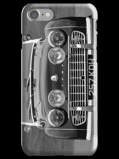 TR3 a British classic car by Martyn Franklin