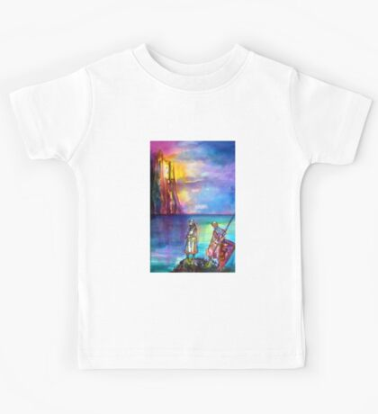 LEGENDS OF MAGIC AND MYSTERY / PENDRAGON Kids Tee