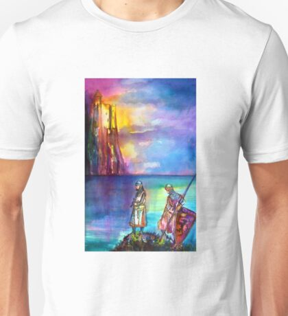LEGENDS OF MAGIC AND MYSTERY / PENDRAGON Unisex T-Shirt