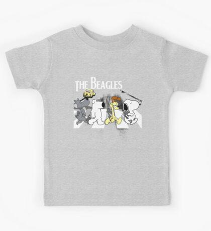 The Beagles Kids Tee