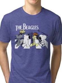 The Beagles Tri-blend T-Shirt